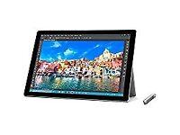 Microsoft Surface Pro 4 12.3-Inch - (Intel Core i5 6300U 2.4 GHz 128GB 4GB RAM, Windows 10 Pro)