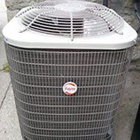 Central air / air conditioner