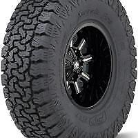 Amp Pro 285/70r17 LT ----228$+tx ----- FREE INSTALLATION -4S 4 saison all weather - winter LOGO warranty 95 000km