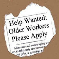 Between 55 and 64 and looking for work?