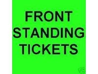 Kings Of Leon Standing Tickets Newcastle Metro Radio Arena £80 each delivered