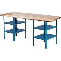 Workbenches (shop grade wood tops)
