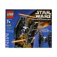 LEGO Star Wars Mini TIE Fighter (3219) passt zu 75106 8039 7510