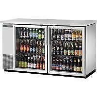 True Refrigerated Back Bar Coolers - Guaranteed Lowest Prices