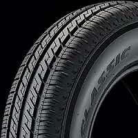 NEW P155/80R12 CLASSIC ALL SEASON TIRES