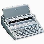 Brother Schreibmaschine