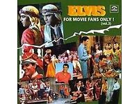 ELVIS FOR MOVIE FANS ONLY VOL. 3 (Memory Records 2017-2) CD
