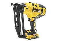 Dewalt 2nd fix gun no battery