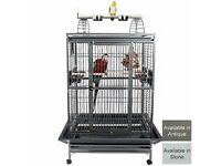 parrot cage suitable for greys small macaws and small cockattoos and amazons