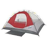 Broadstone easy up 3 person dome tent