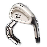 Medicus Dual-Hinge 9-Iron Right-handed