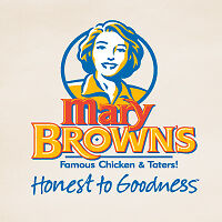 Mary Browns Famous Chicken and Taters