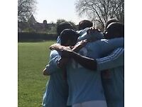 NORTH LONDON TEAM RECRUITING TALENTED GOALKEEPER,PLAYERS