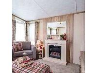 Static Caravan, White Cross Bay, Windermere, Pemberton Abingdon 2016 Model