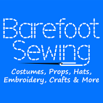 Barefoot Sewing
