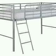 Metal Cabin Bed