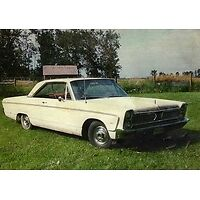 1966 PLYMOUTH FURY SPECIAL (VIP)