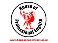 HOUSE OF PROFESSIONAL ENGLISH - Courses from £40 per week