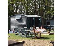 Railway Goods carriage / Garden room / Glamping /kids playroom