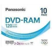 Panasonic DVD RAM