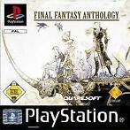 [Playstation 1] Final Fantasy Anthology Duits