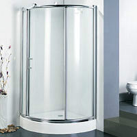 Daventry Round Front Corner Shower **NOW IN STOCK**