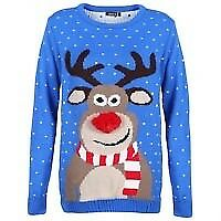 New Christmas Jumper adults unisex