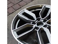 Alloy wheel Refurb