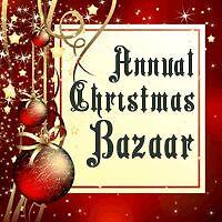 VENDORS WANTED FOR A CHRISTMAS BAZAAR - Nov 21
