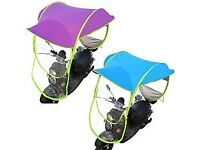 Mobility scooter sunshade/ rain cover
