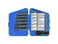 2 SETS - TAP & DRILL BIT SETS - HANSON 80185