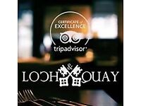 Supervisor/ Manager/Professional Waitors/Waitresses required for popular restaurant in Christchurch!