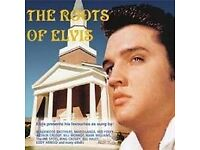 ELVIS THE ROOTS OF ELVIS (Memory Records 2019-2) (Released 2001) CD