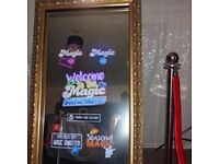 Magic Mirror A Star Photo Booth Hire