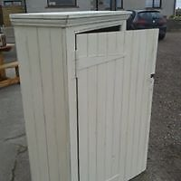 Very nice, up cycled kitchen/Larder pine cupboard