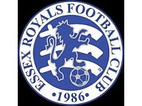 Essex Royals Under 16`s players wanted for 2018/19 season.