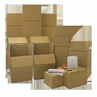 Boxes, Box Moving Kits, And Other Moving And Storage Supplies