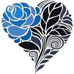 Blue Roses Fun Finds