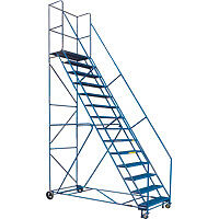 Industrial Ladders (rolling ladders, step ladders, step stools)