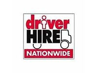 Class 1 driver, HGV 1, Artic driver, LGV 1, Cat C +E driver for ongoing work
