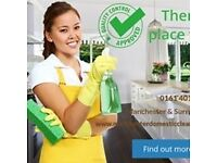 Domestic House Cleaning & Office Cleaning include end of Tenancy cleaning