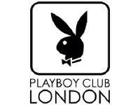 Bunny Hostess/Waitress Wanted - Amazing Opportunity - Famous Playboy Club