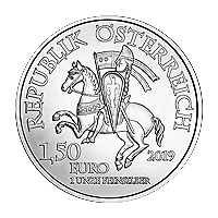 Lot of 10 x 1 oz 2019 Wiener Neustadt | 825th Austrian Mint Anniversary Silver C