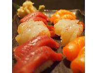 EXPERIENCED WAITING STAFF - JAPANESE RESTAURANT - FINCHLEY CENTRAL