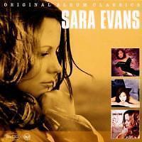 Original Album Classics von Sara Evans (2012), Neu OVP, 3 CD Set