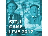 3- Still Game Live -- STAGE FRONT- 15/2 at Glasgow