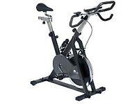 exercise bike ( proper spinning cycle ) - fixed flywheel