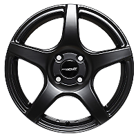 MANIC WHEELS BRAND NEW DEEP BLACK MANY SIZES Fawkner Moreland Area Preview