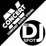 Concert Audio Visual - The DJ Spot