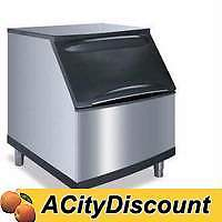 MANITOWOC-B-400-290LB-ICE-STORAGE-BIN-STAINLESS-30-WIDE-WITH-LEGS